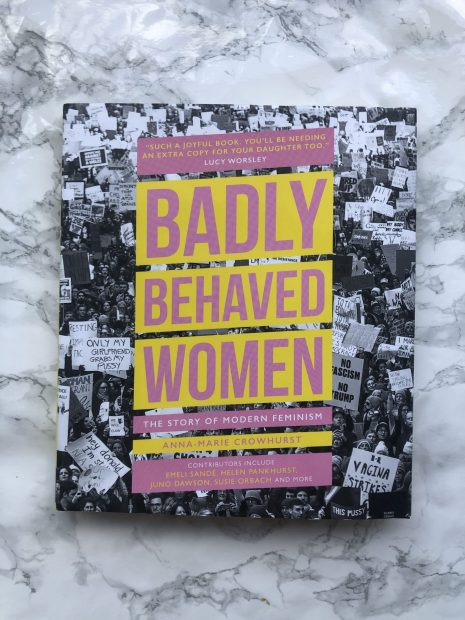 Badly Behaved Women, Anna-Marie Crowhurst